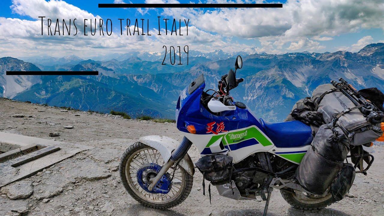 TET Italy 2019 part 04 - Forte Jafferau