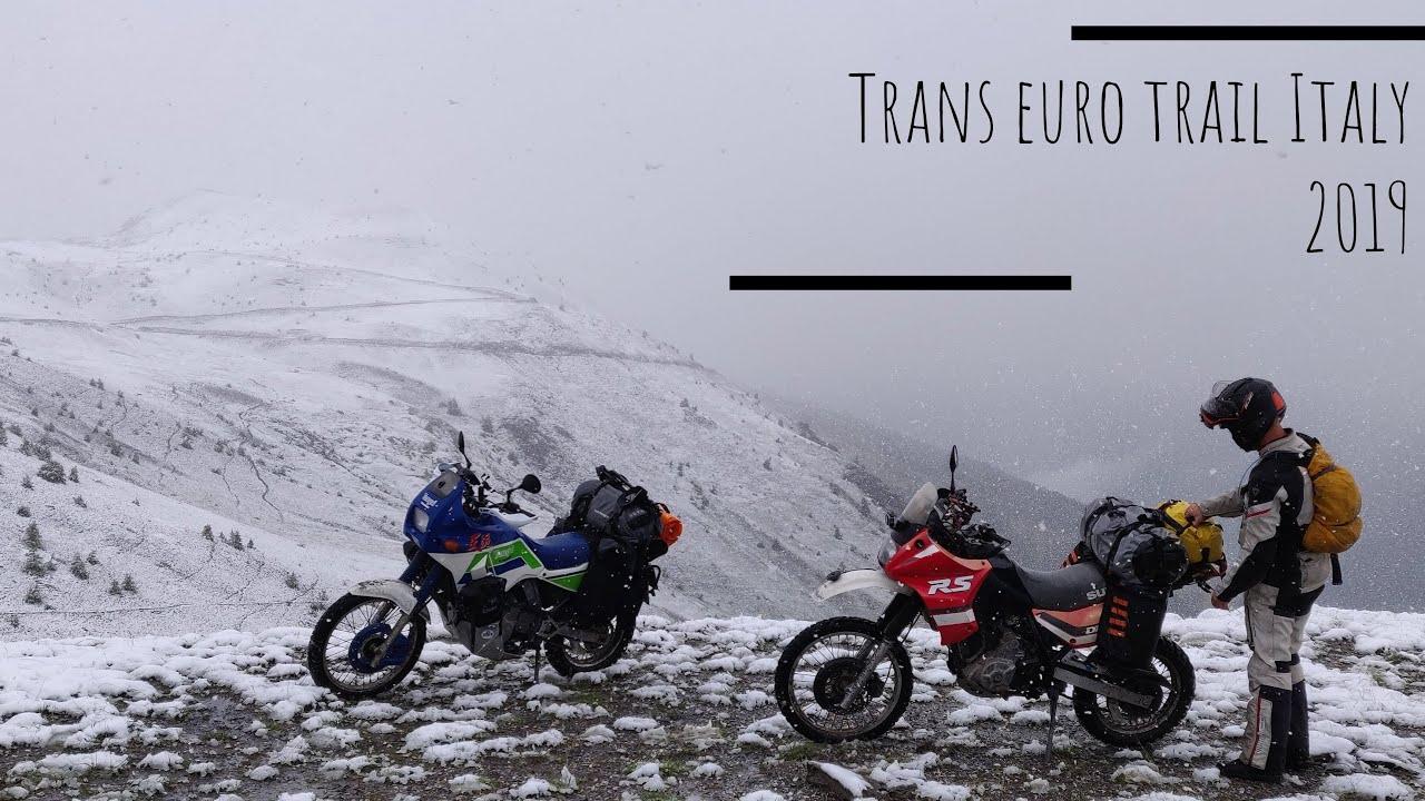 TET Italy 2019 part 05 - Strada dell'Assietta