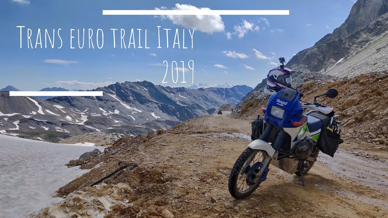 TET Italy 2019 part 02 - Stella Alpina  - Col de Sommeiller