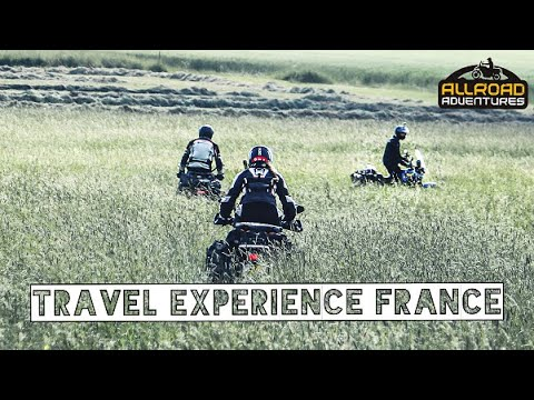 Allroad Travel Experience France - june 2021