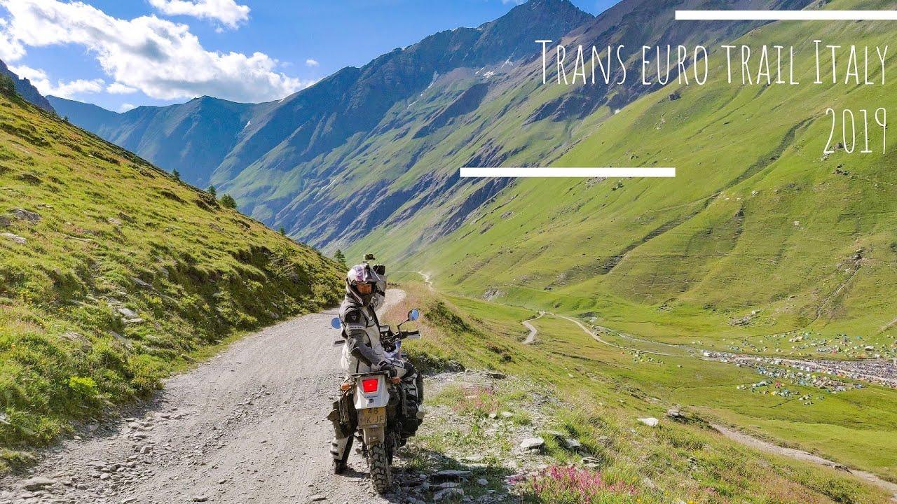 TET Italy 2019 part 03 - Stella Alpina  - Col de Sommeiller
